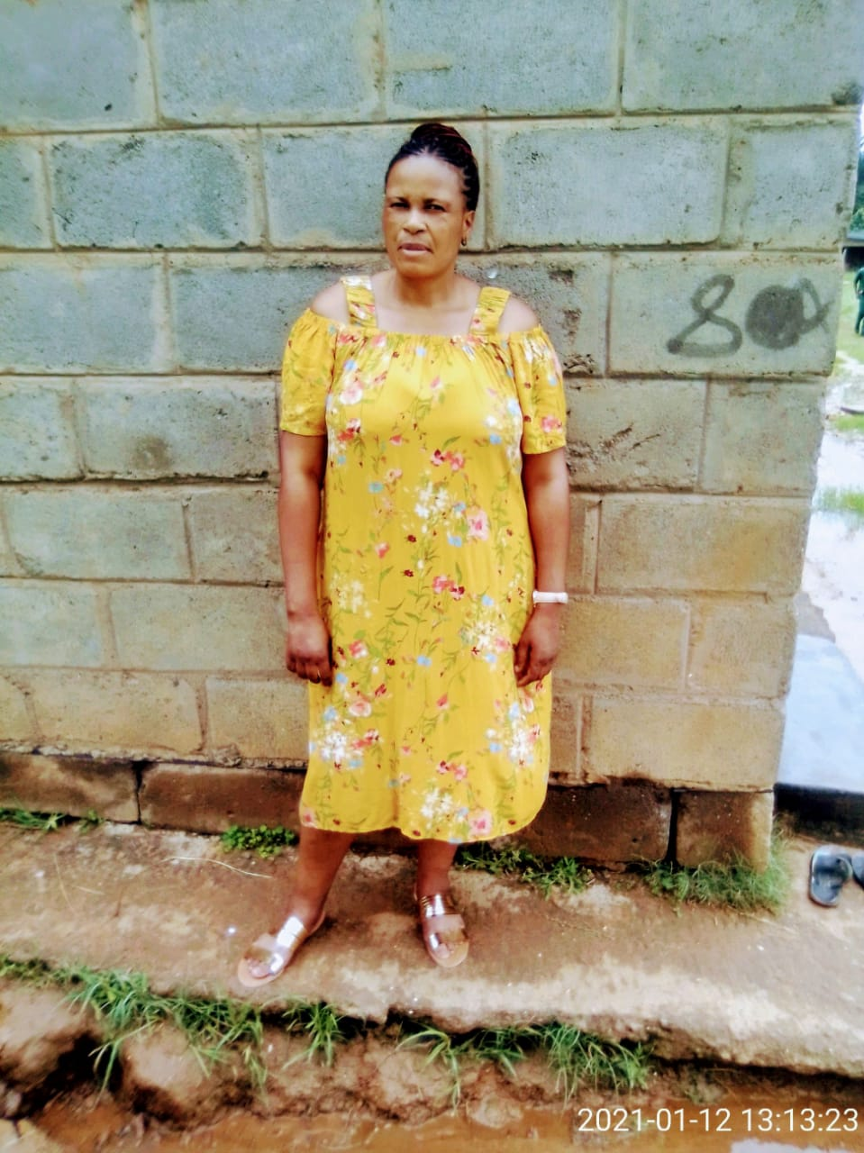 Excellent and respectful Lesotho maid, nanny, cook needs work