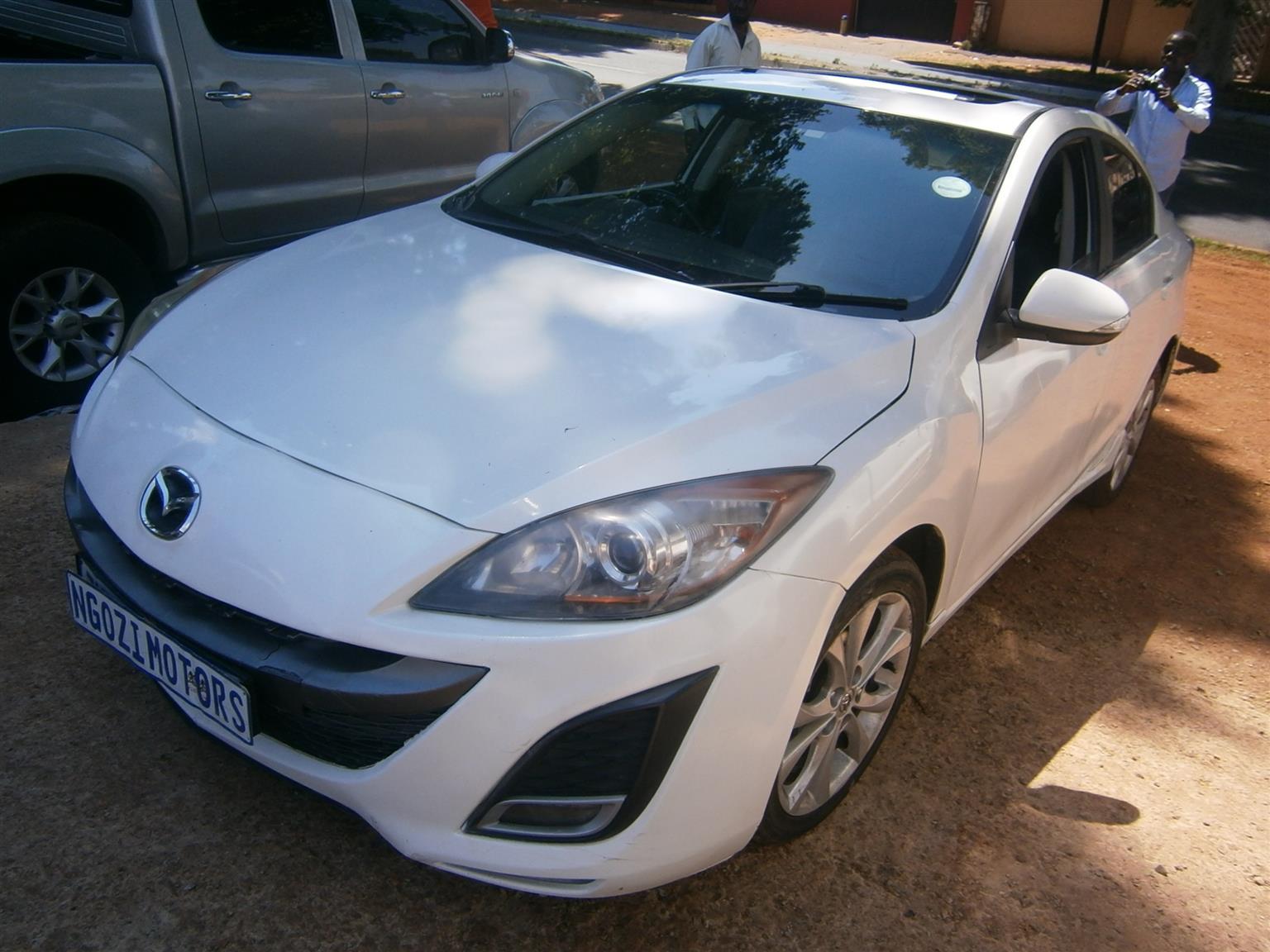 2011 Mazda Mazda3 sedan 1.6 Dynamic