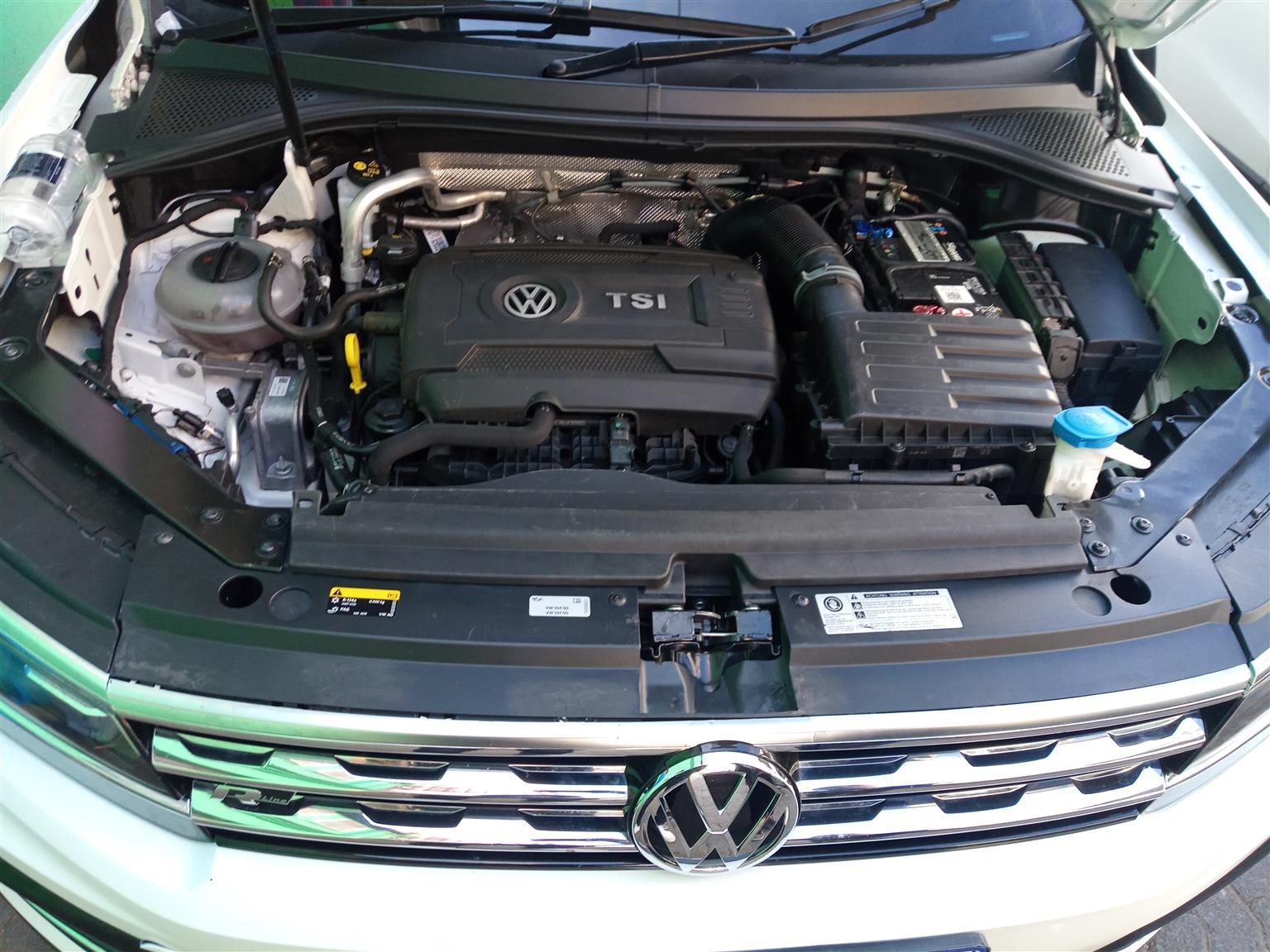 2017 VW Tiguan 2.0TSI 4Motion Highline R Line