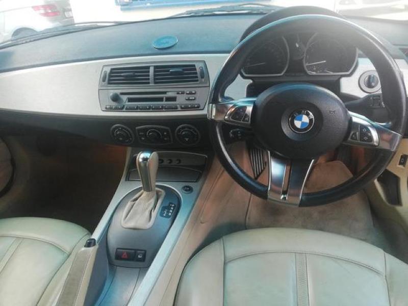 2005 BMW Z4 roadster Z4 sDRIVE30i A/T