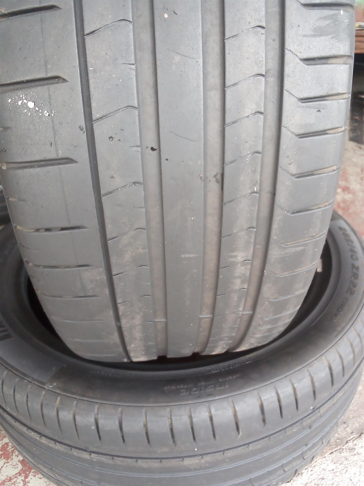 2019 Accessories Mags/Tyres