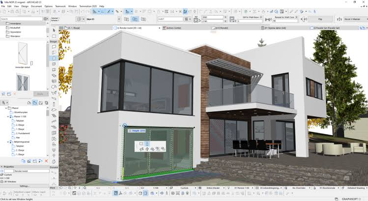 Archicad and revit training