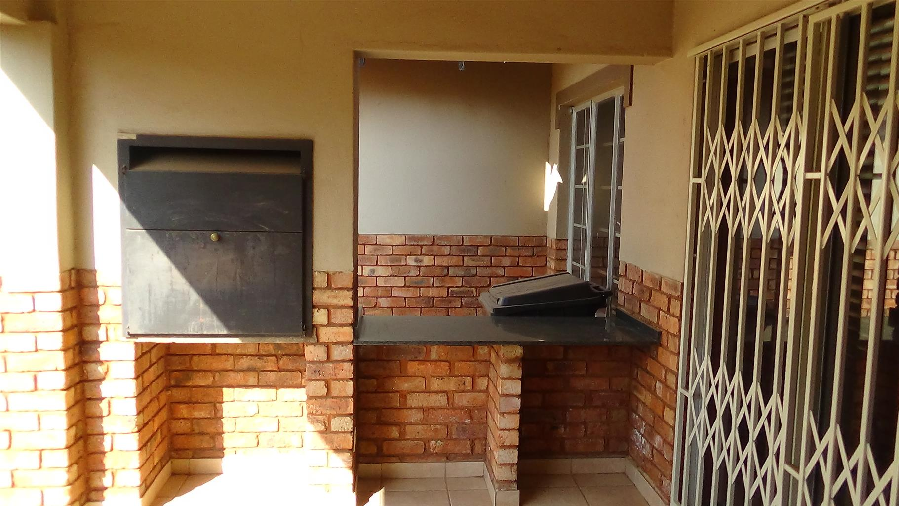 3 Bedroom house in Security Complex