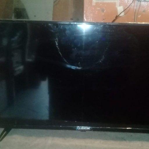 hisense smart TV 55 inch