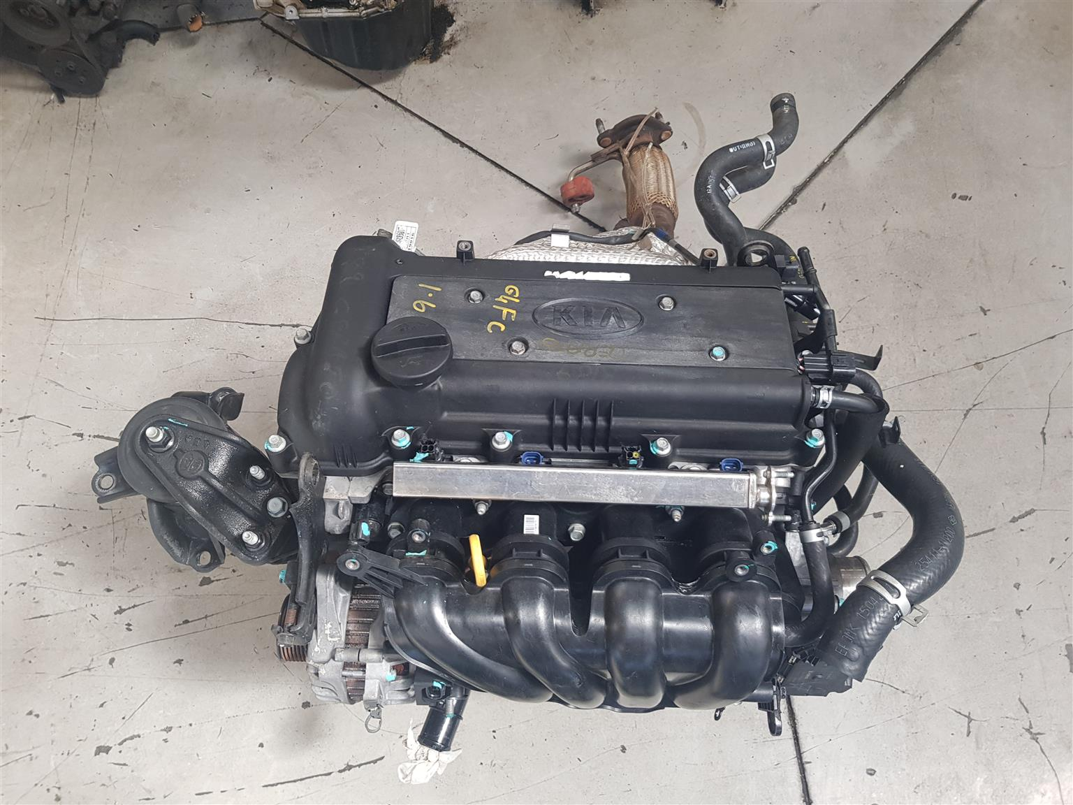 HYUNDAI I20 1.6 (G4FC) ENGINE FOR SALE