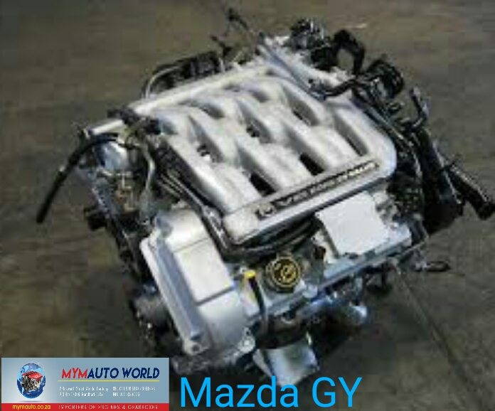 Imported used  MAZDA MPV 2.5L, GY engine Complete