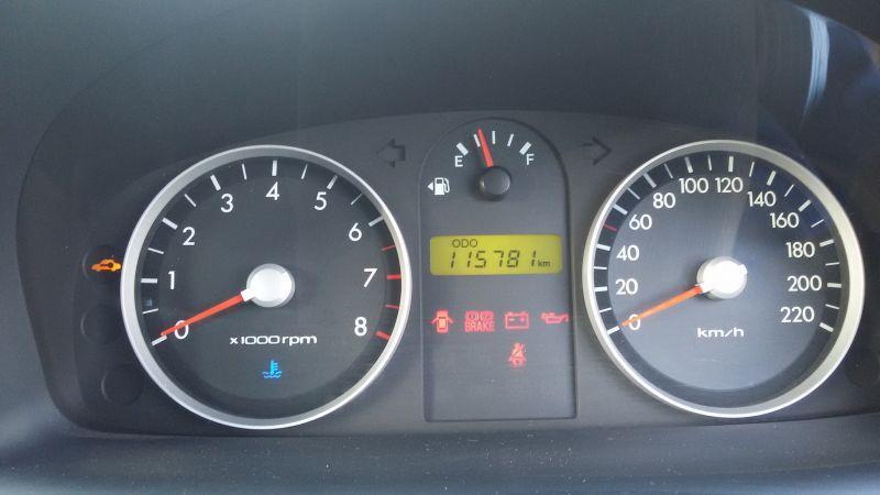 2006 Hyundai Getz 1.6