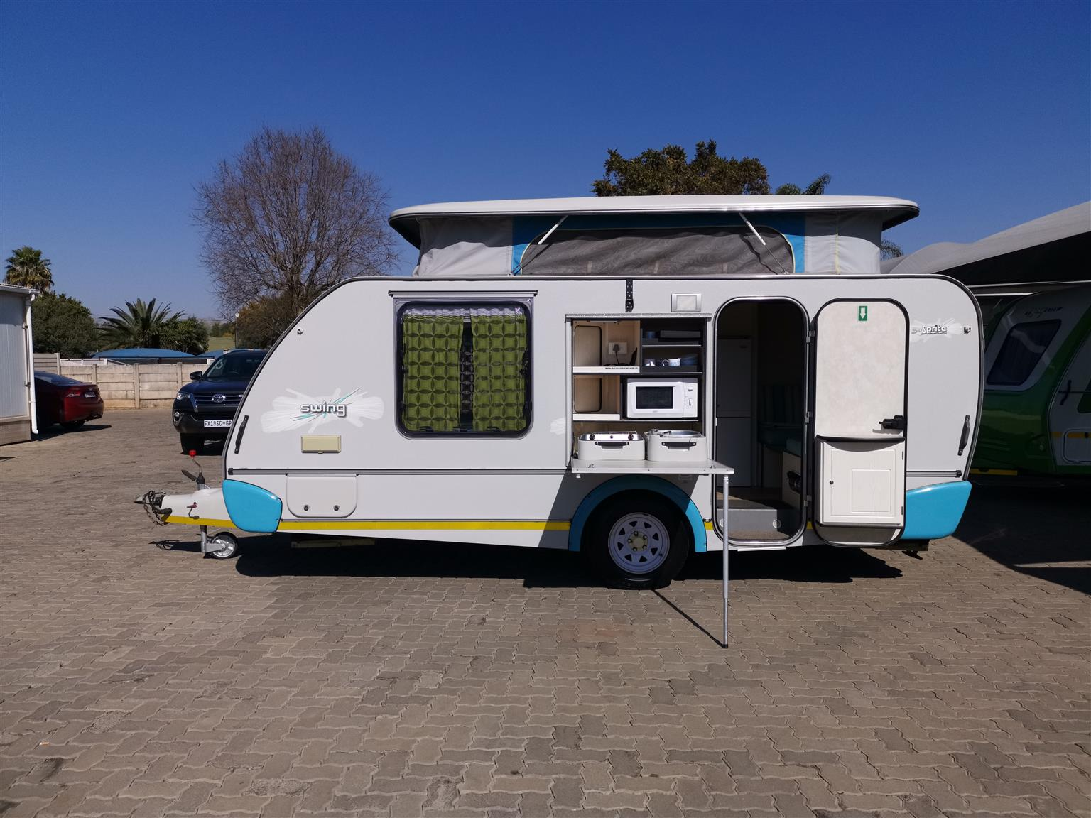 Sprite Swing 2010  WAS R152900 NOW R145000