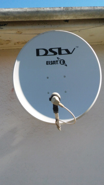 Dstv with dish complete package