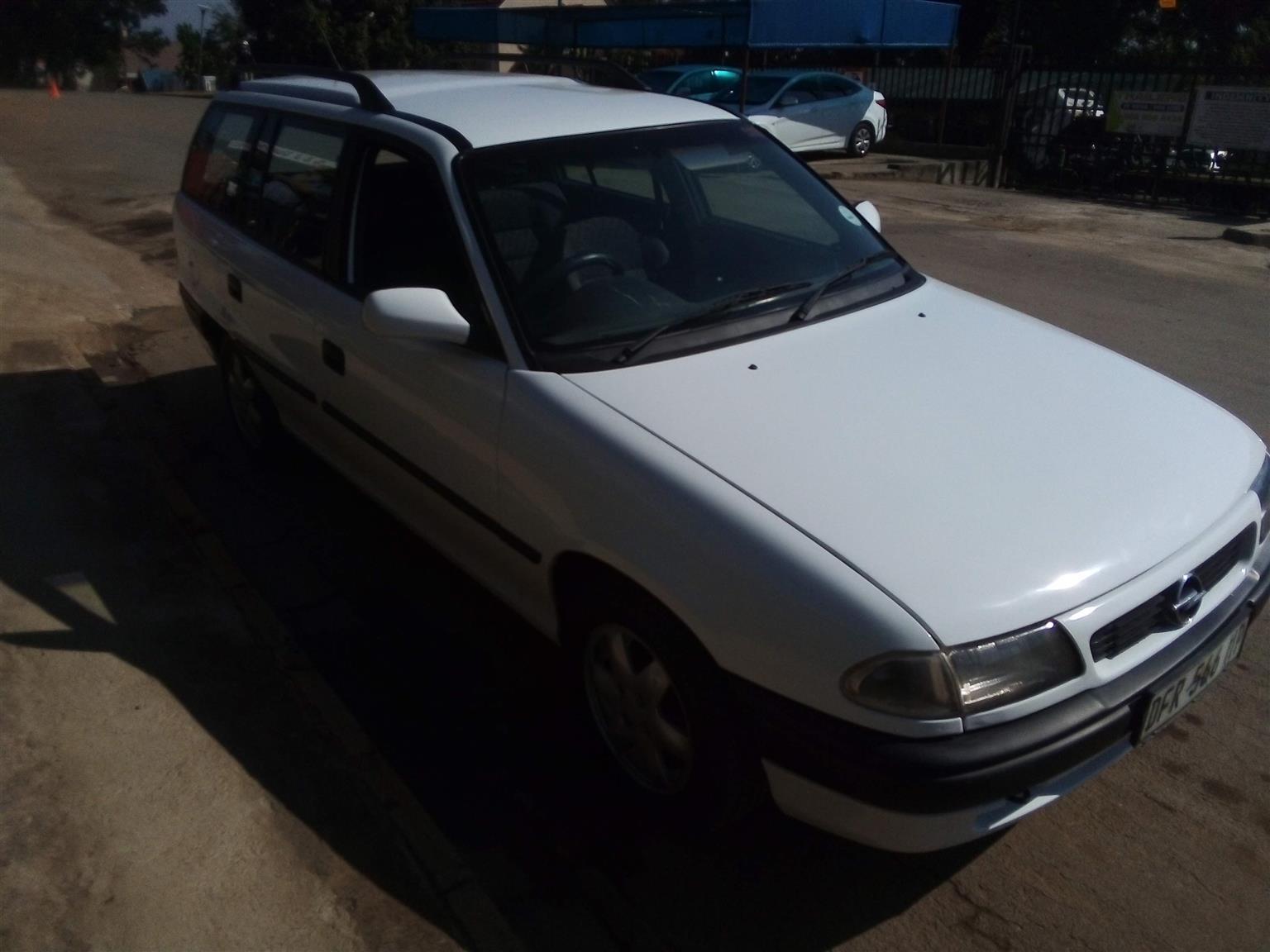 1998 Opel Astra S/Wagon