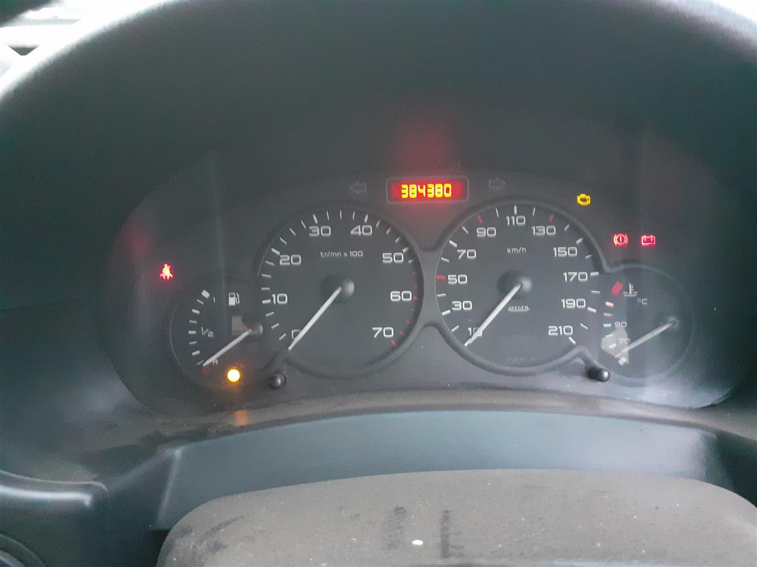 2006 Citroen Berlingo 1.9D