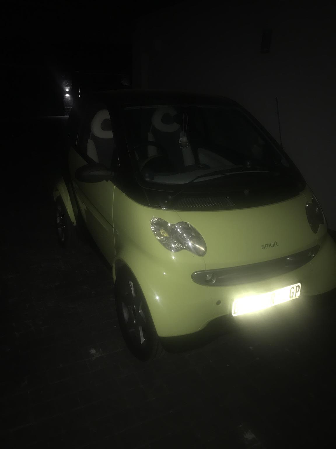 2003 Smart Fortwo fortwo coupe passion