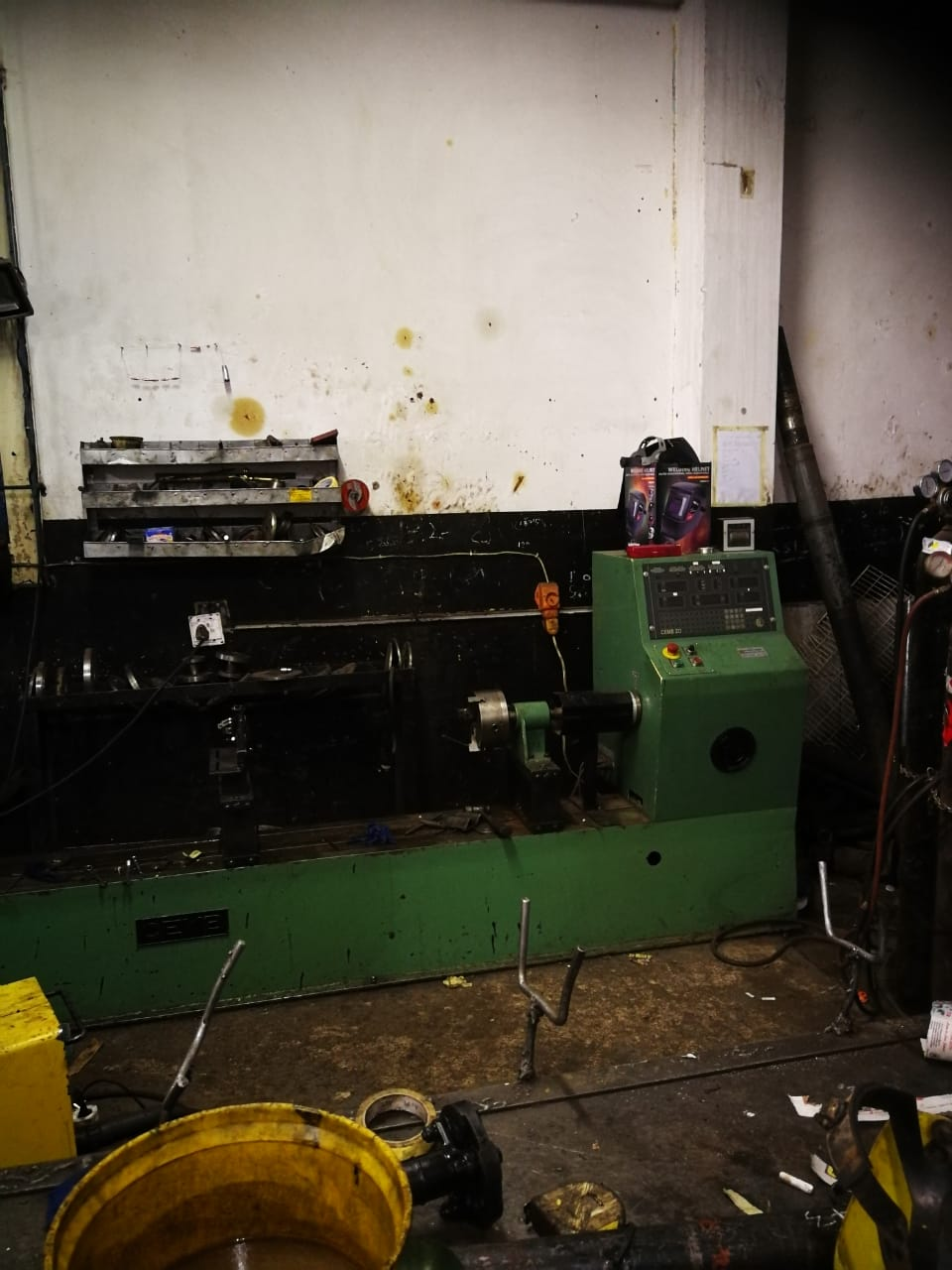 Propshaft and motor vehicle business for sale in 6