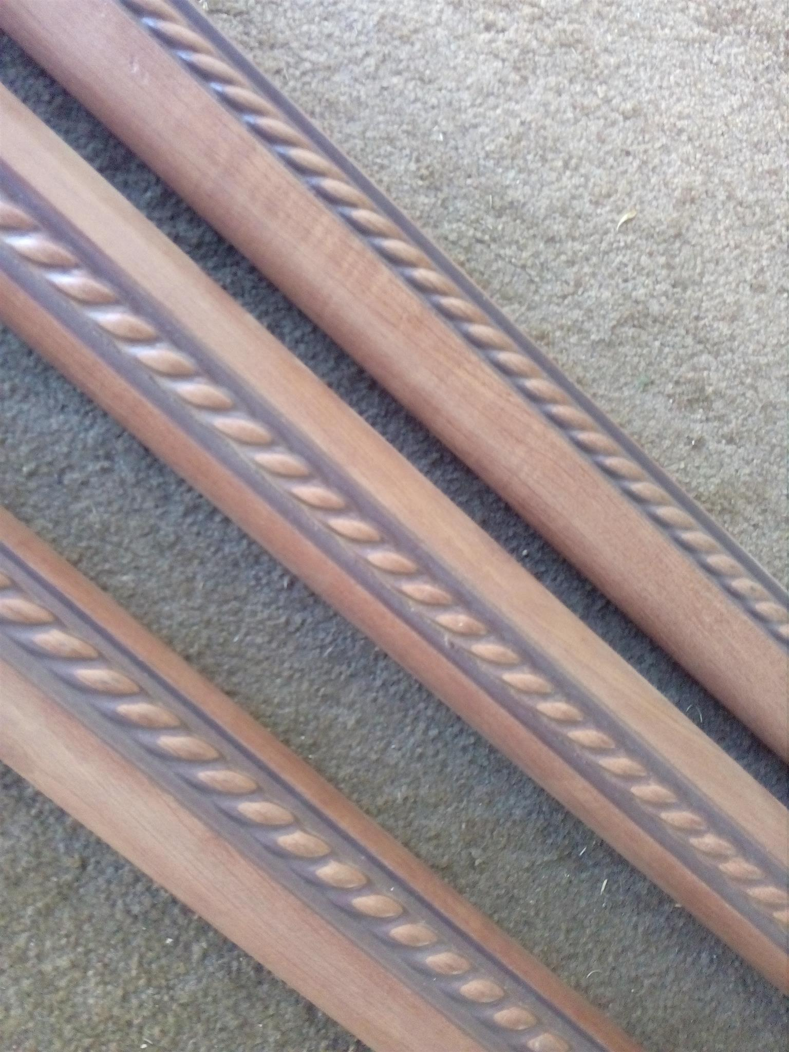 decorative kirsch rail covers