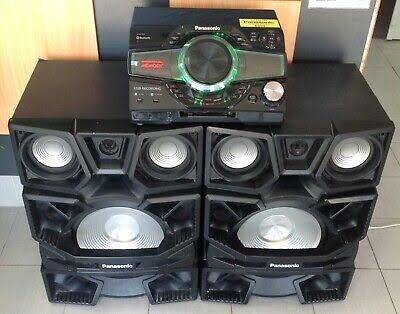 Hi-Fi Sound System SC-MAX9000 Panasonic