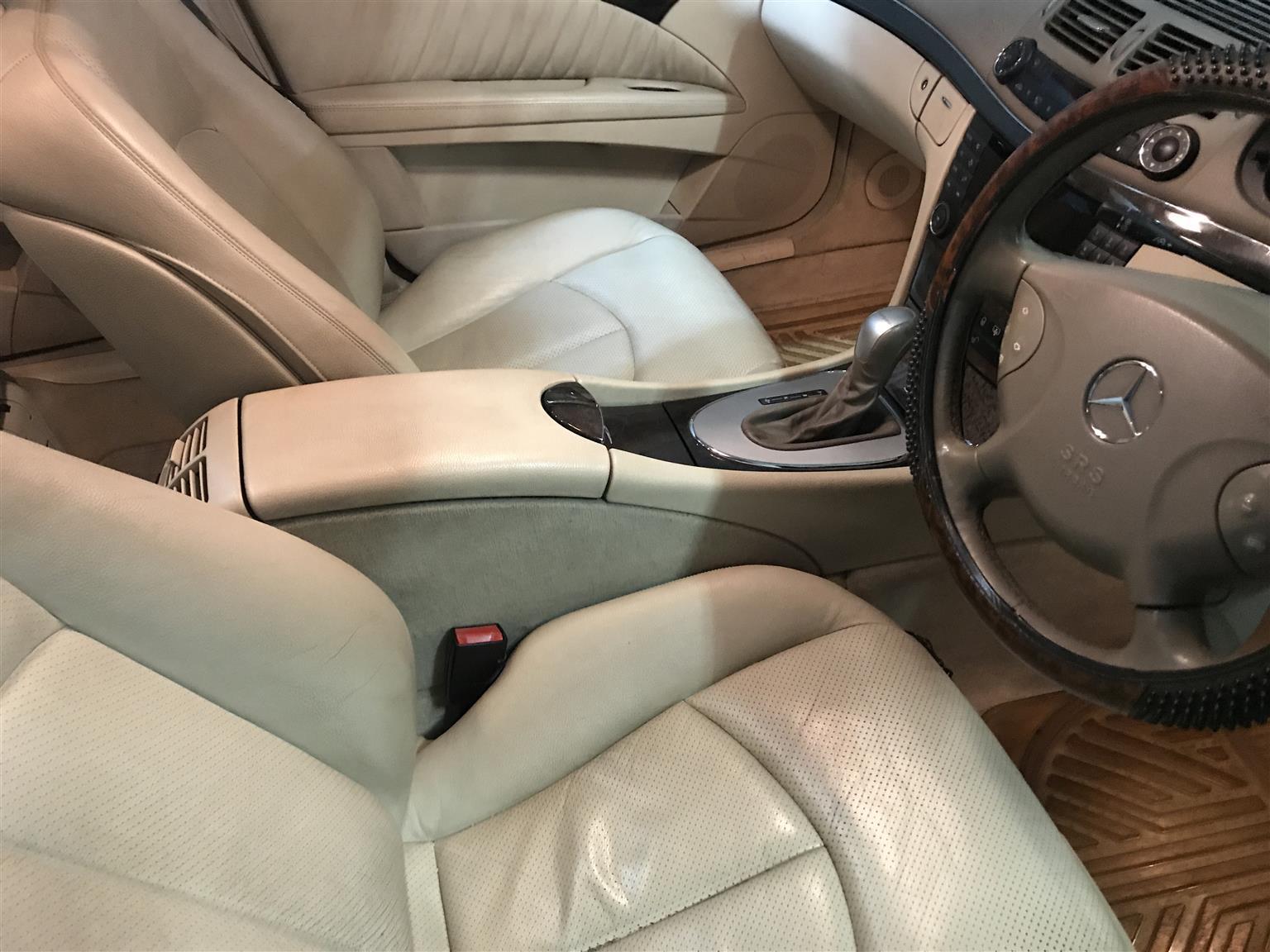 2003 Mercedes Benz E-Class sedan E 350d AVANTGARDE