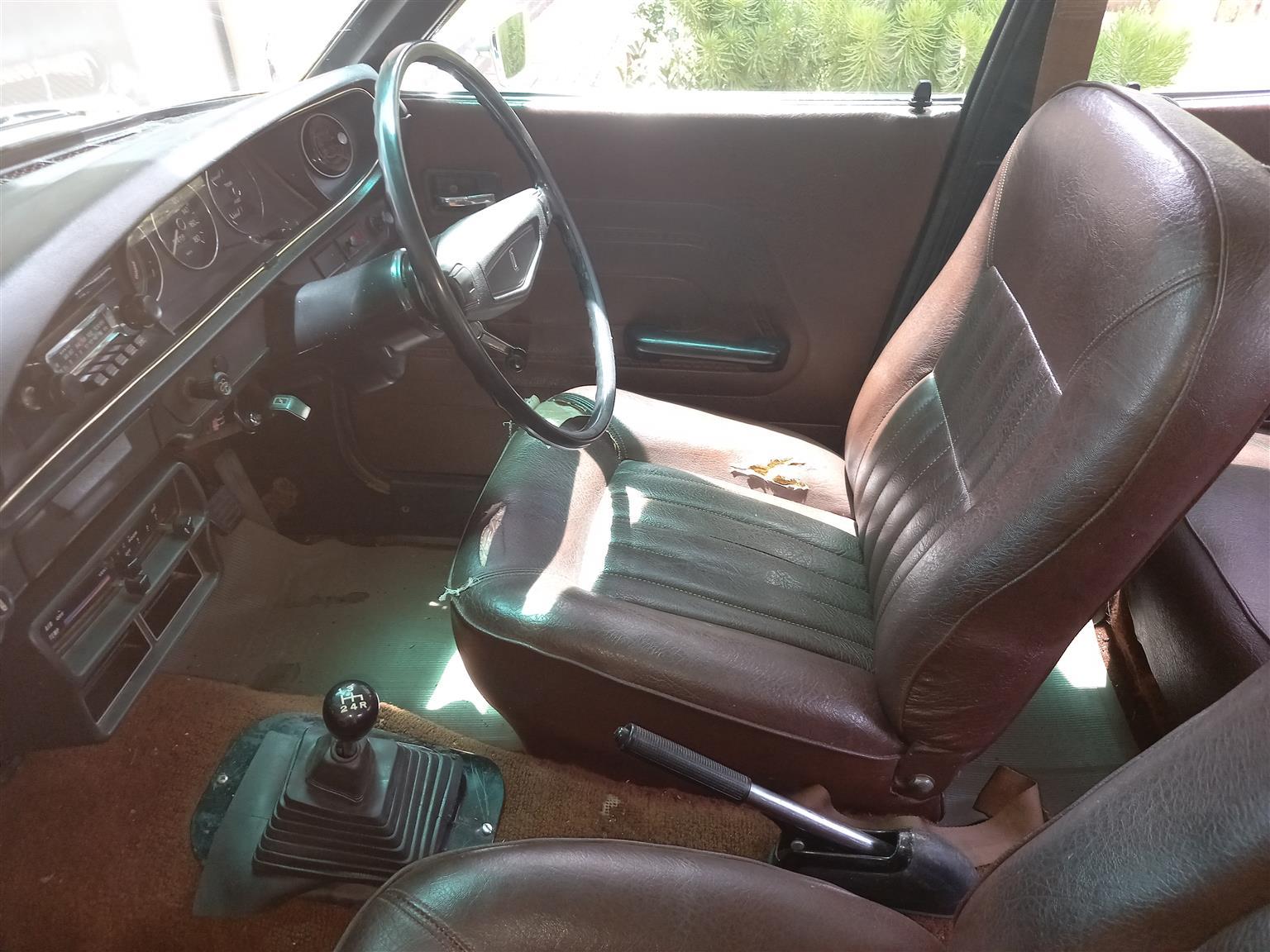 1974 Datsun Stanza