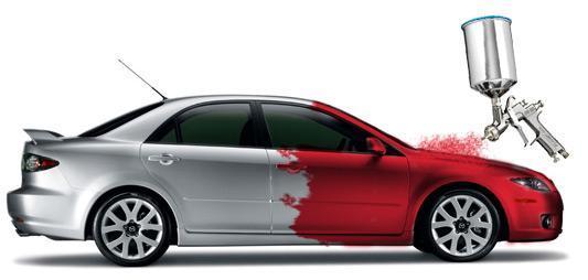 Automotive paint shop for sale