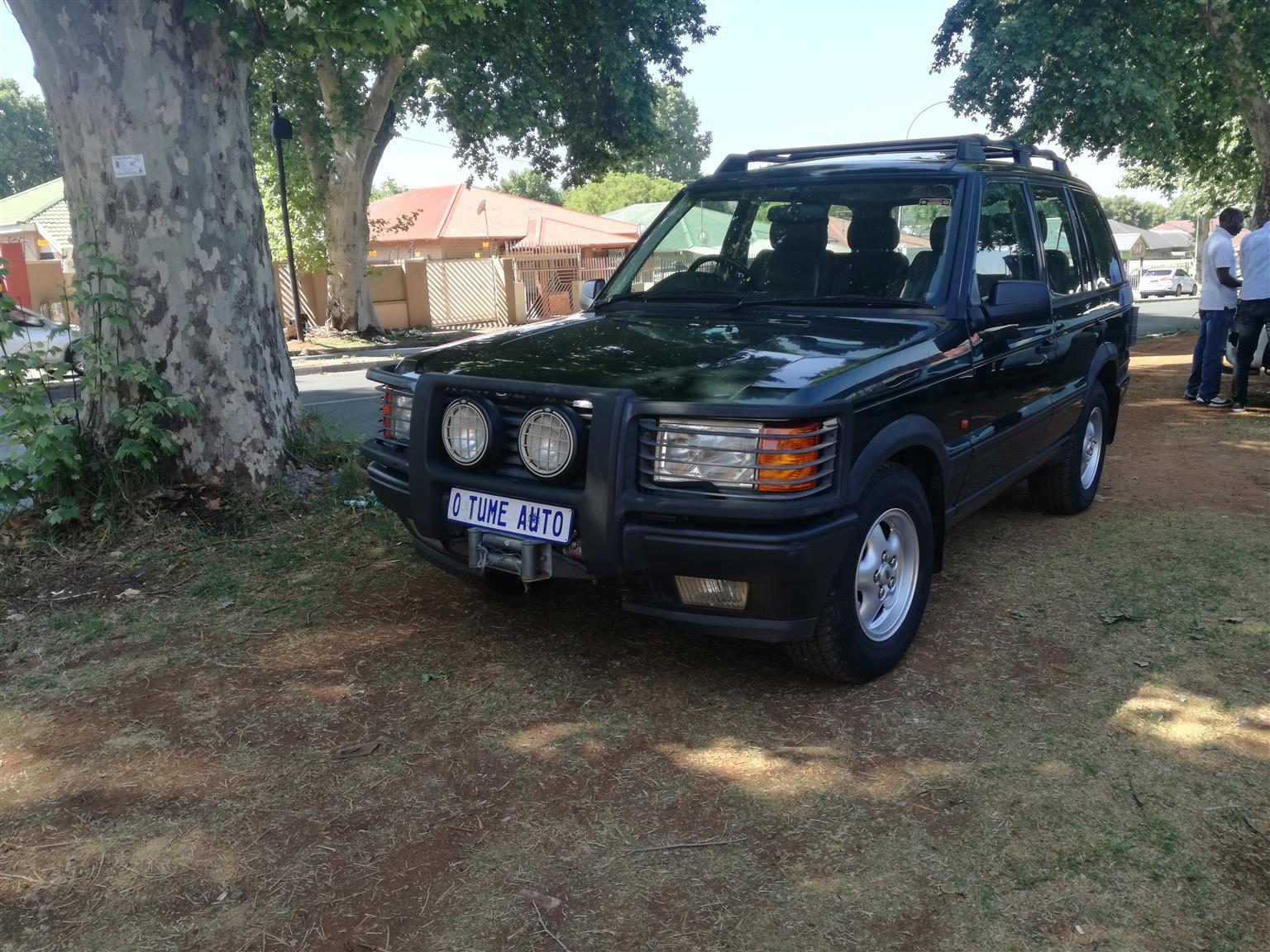 1999 Land Rover Range Rover RANGE ROVER 4.4 SD V8 AUTOBIOGRAPHY