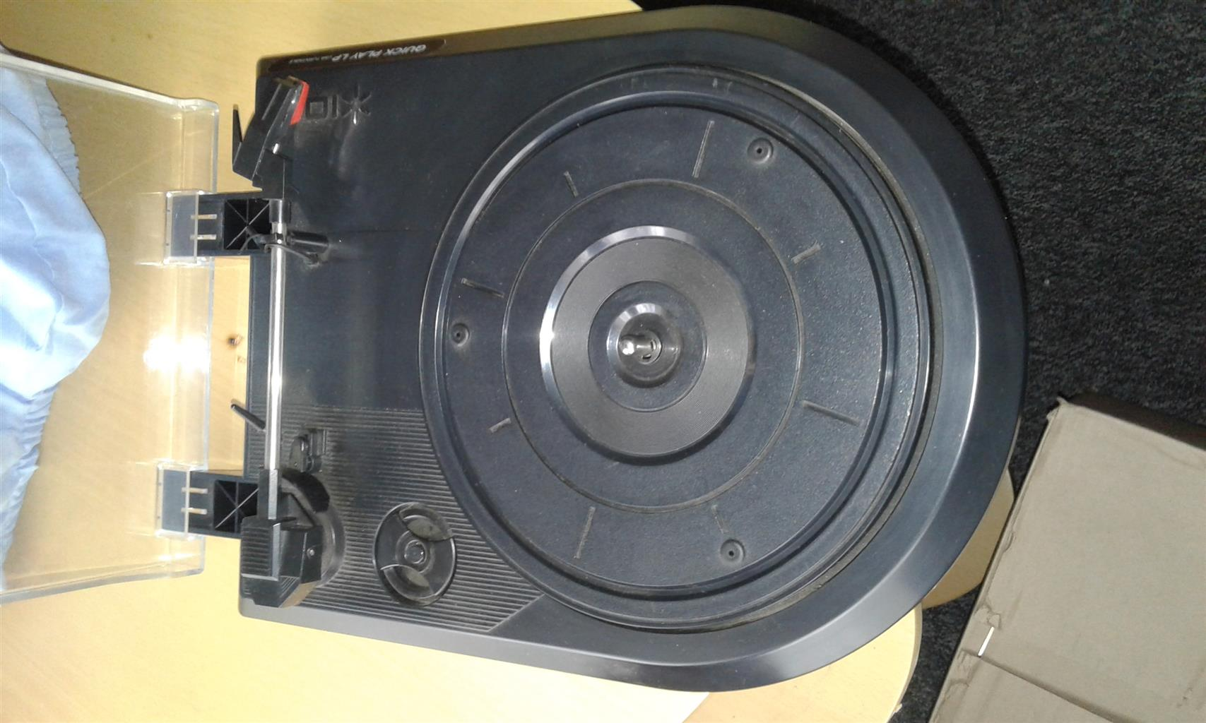 Ion Pc Laptop Usb Turntable Junk Mail
