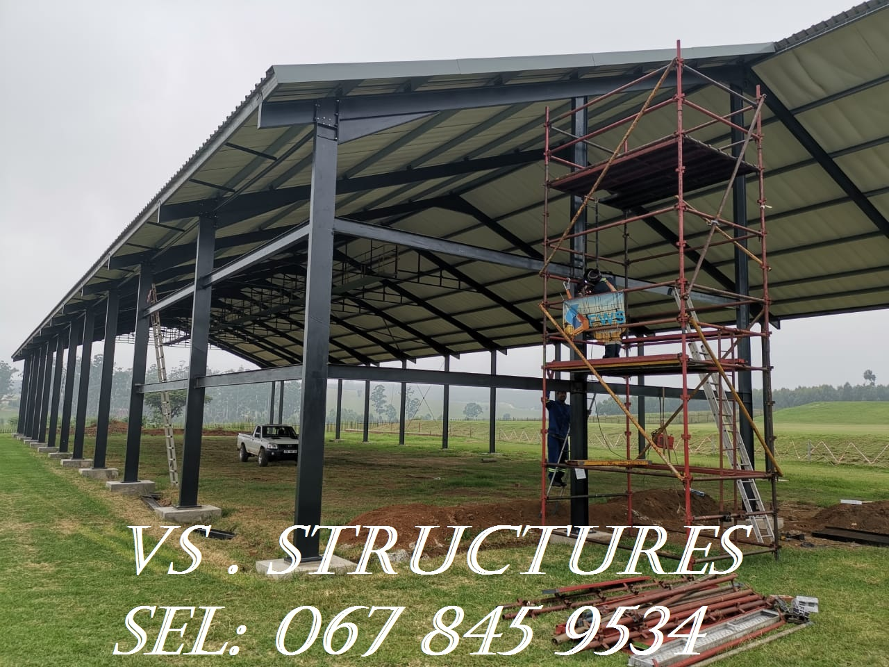 VS STRUCTURES & STEEL WORKS    Winter special