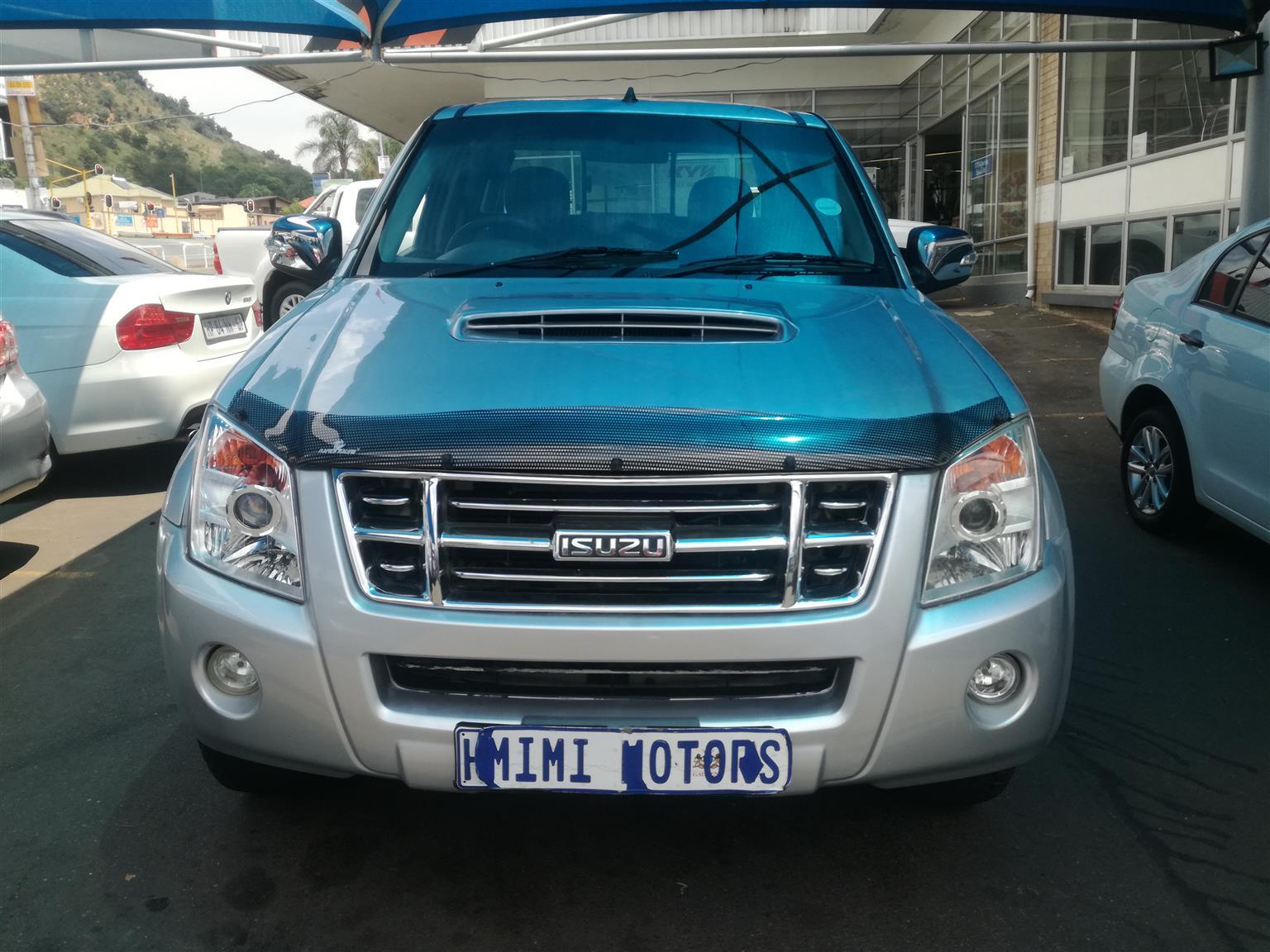 2008 Isuzu KB 300D Teq Extended cab 4x4 LX