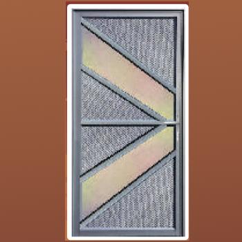 Door - Alumininium Entrance (Single)