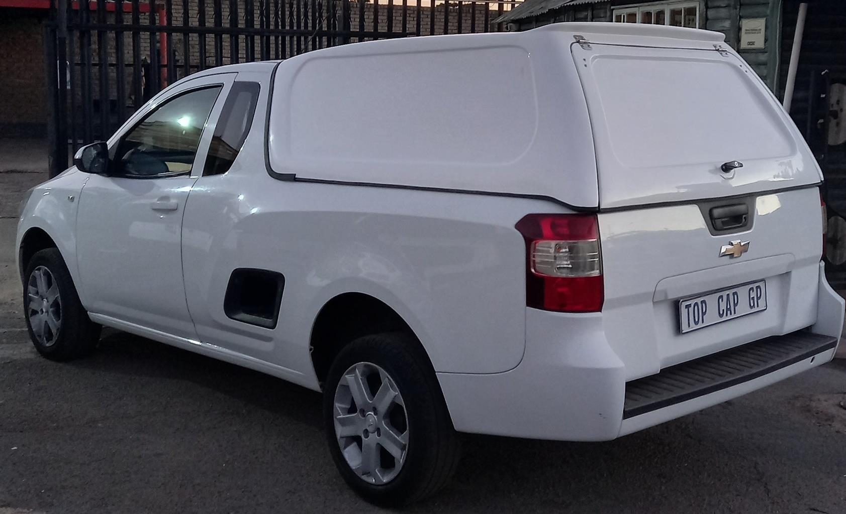 CHEVROLET UTILITY LOWLINER COMPLETE BLANK CANOPY