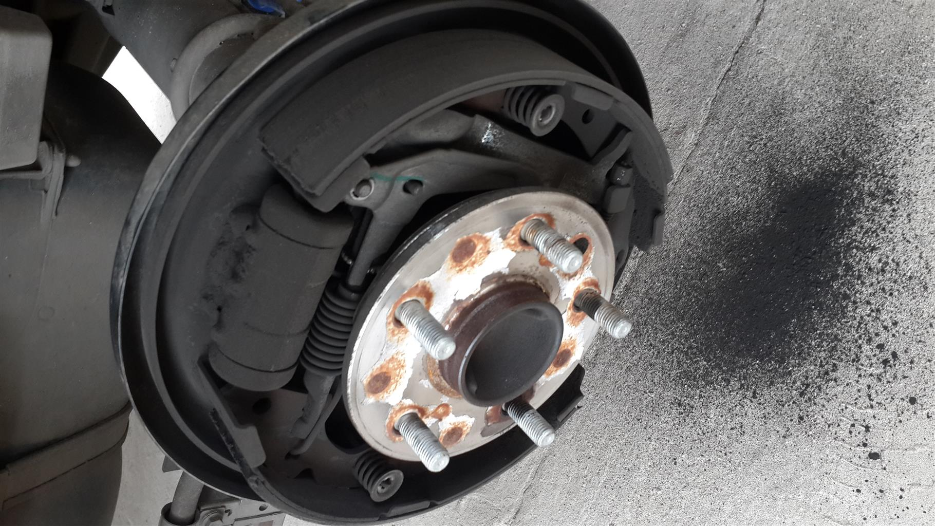 Nkosi Brake and clutch | Junk Mail