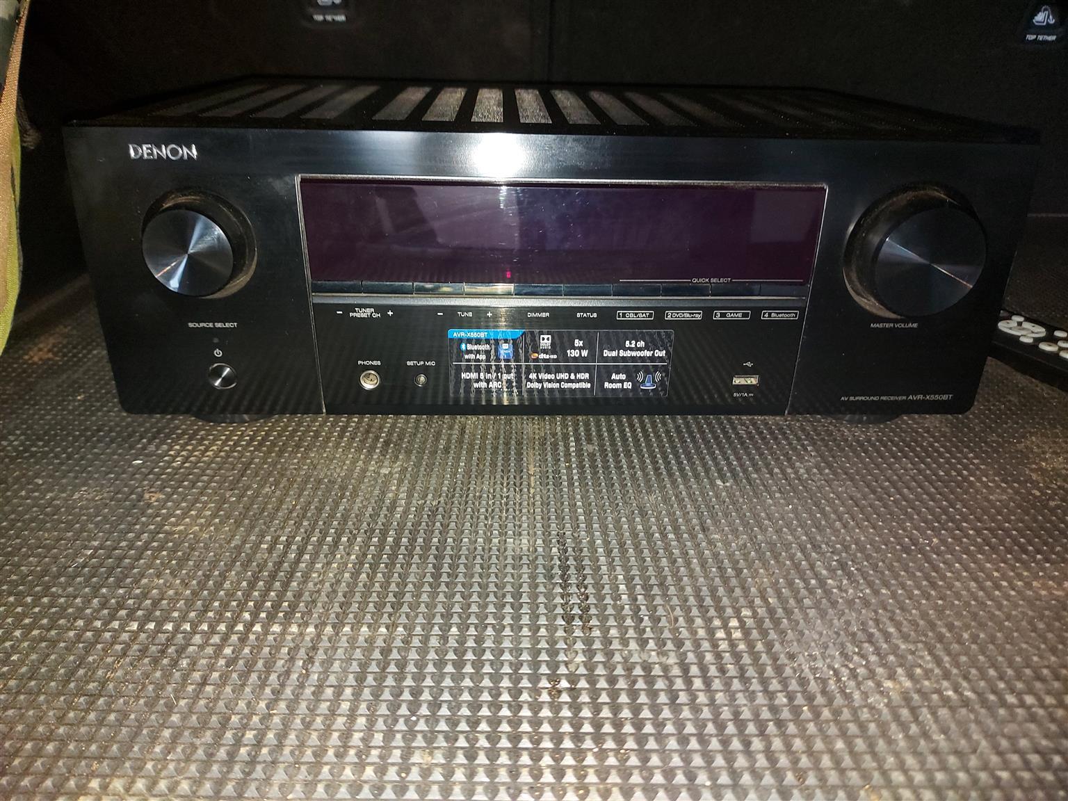 AMP Denon