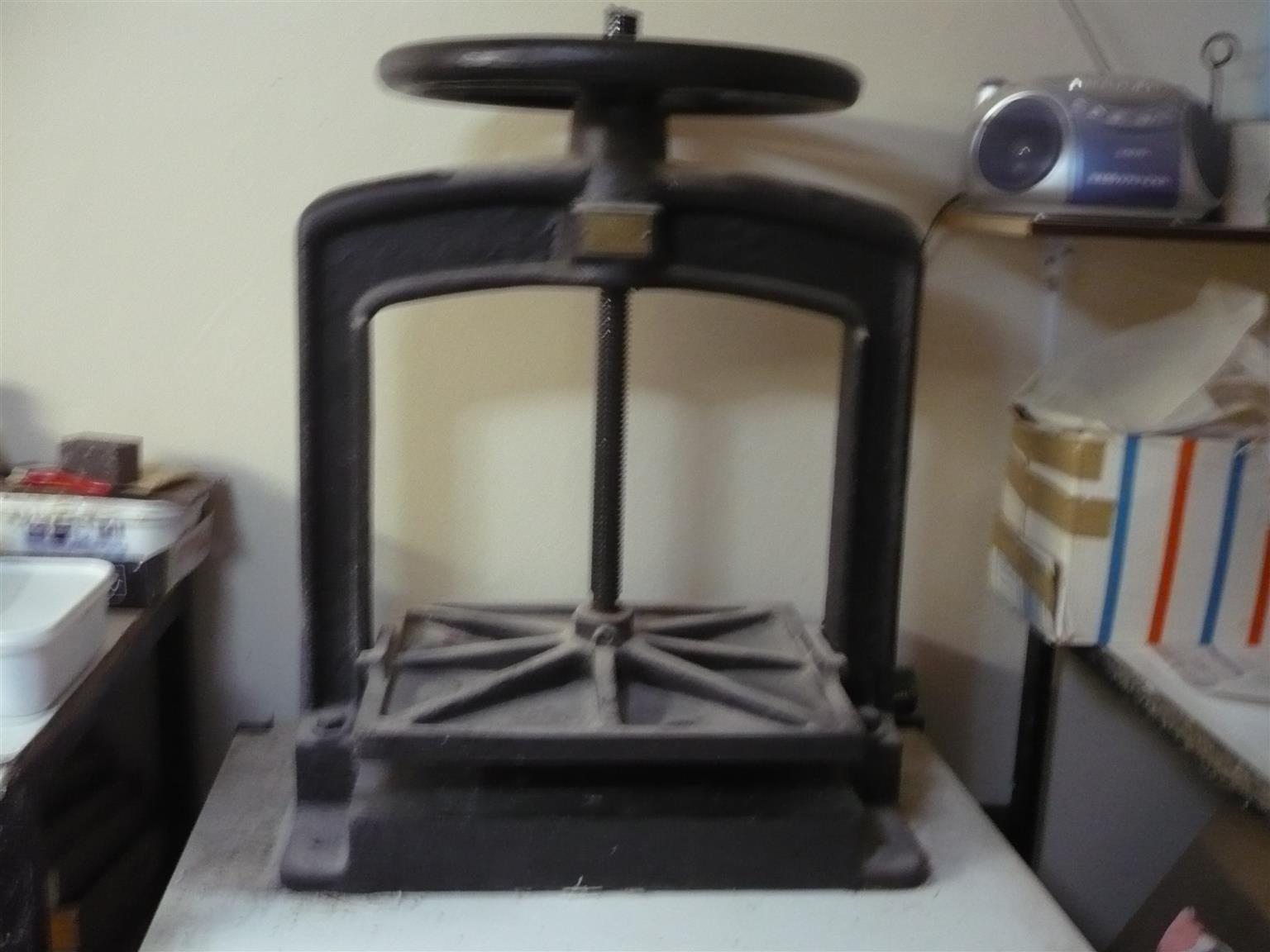 Book binding equipment