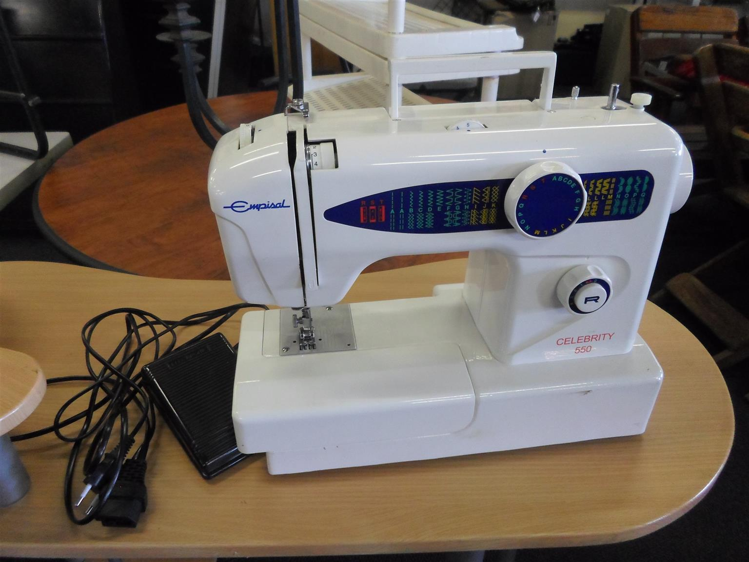 Empisal Celebrity 550 Sewing Machine Junk Mail Bernina 830 Threading Diagram
