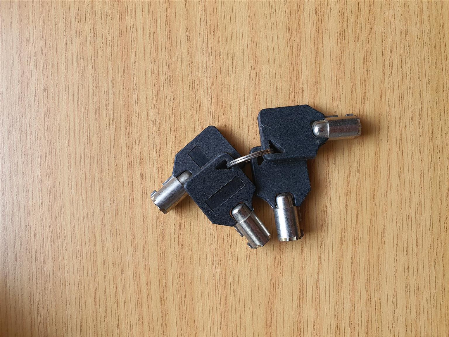 Heavy Duty Cable Lock