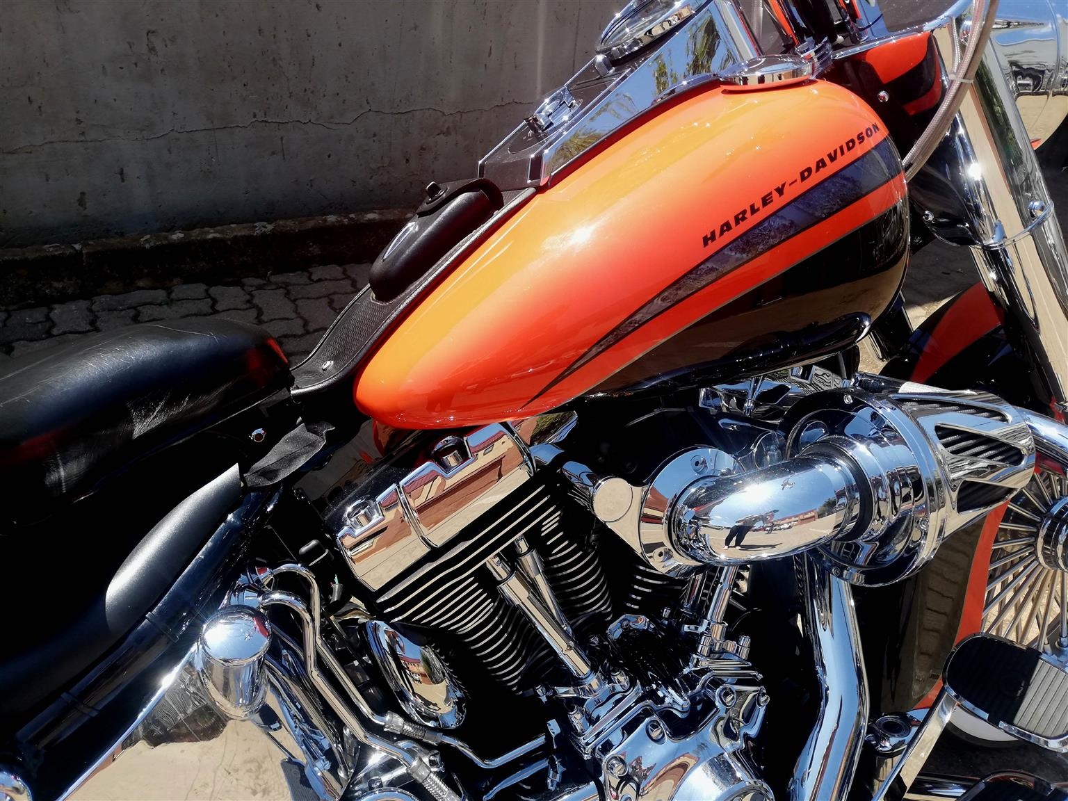 2013 Harley Davidson Softail