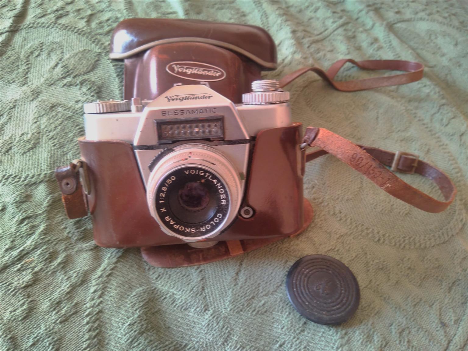 Antique cameras Voight.ander