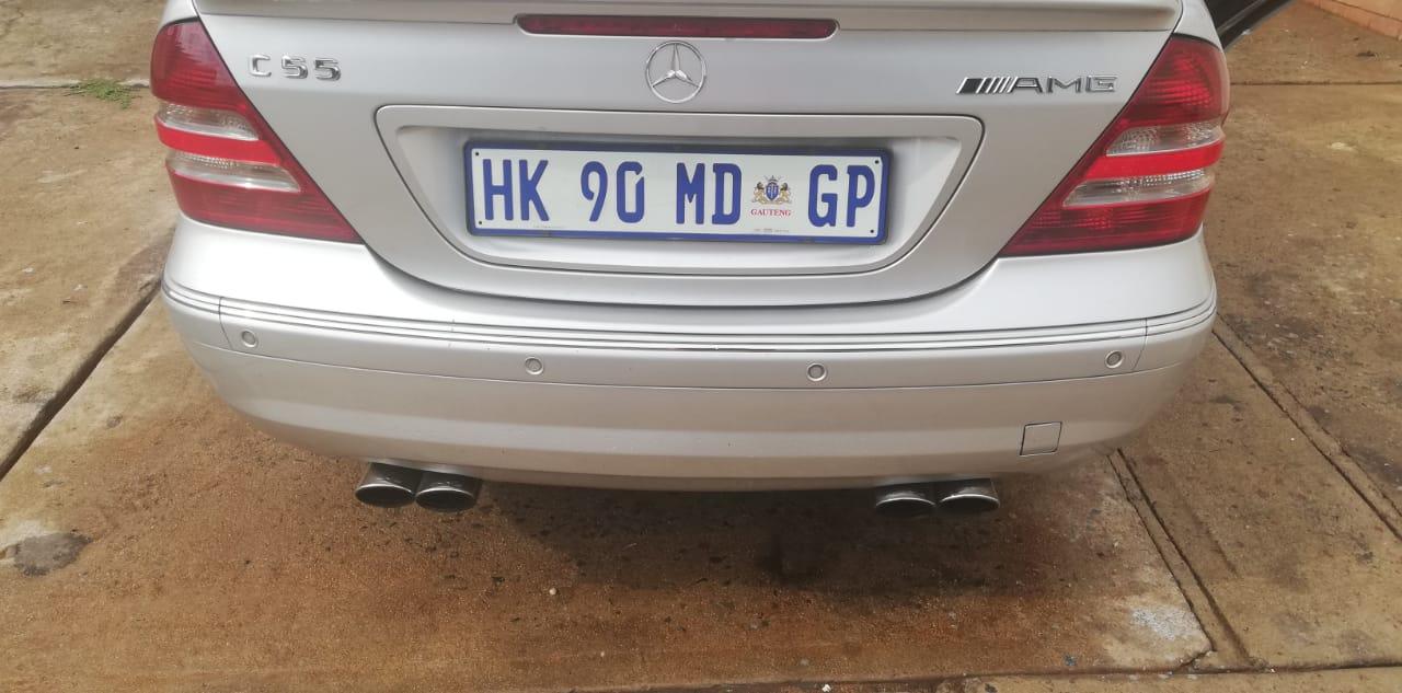 2004 Mercedes Benz C-Class sedan no variant