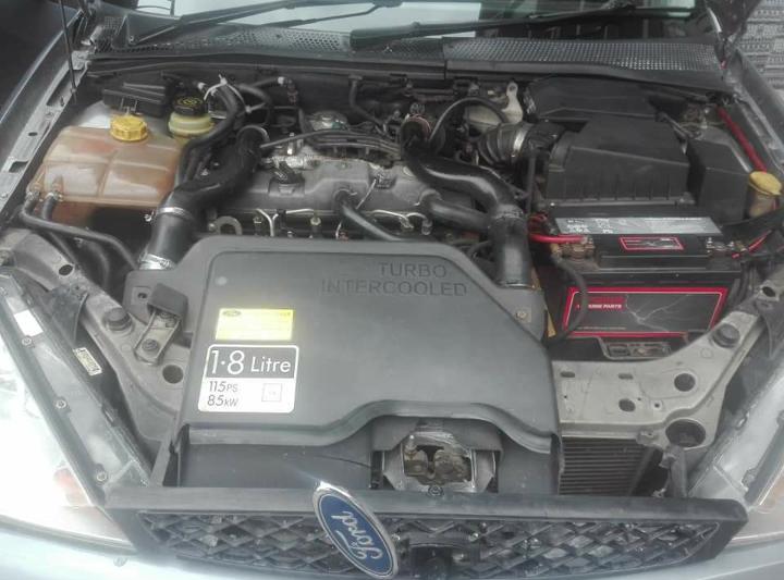 2005 Ford Focus hatch 5-door FOCUS 2.5 ST 5Dr