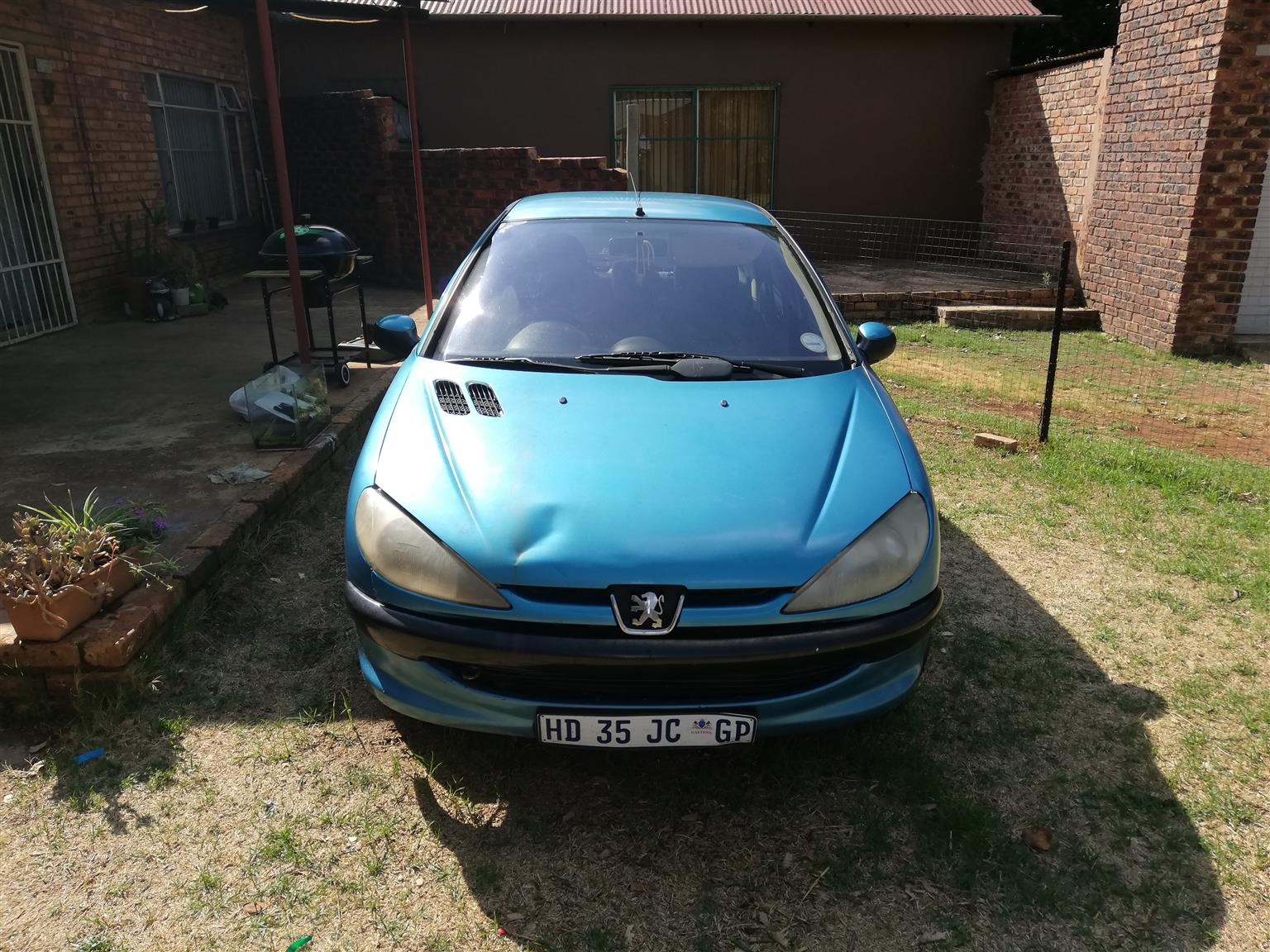 2003 Peugeot 206 1.4HDi XS Line