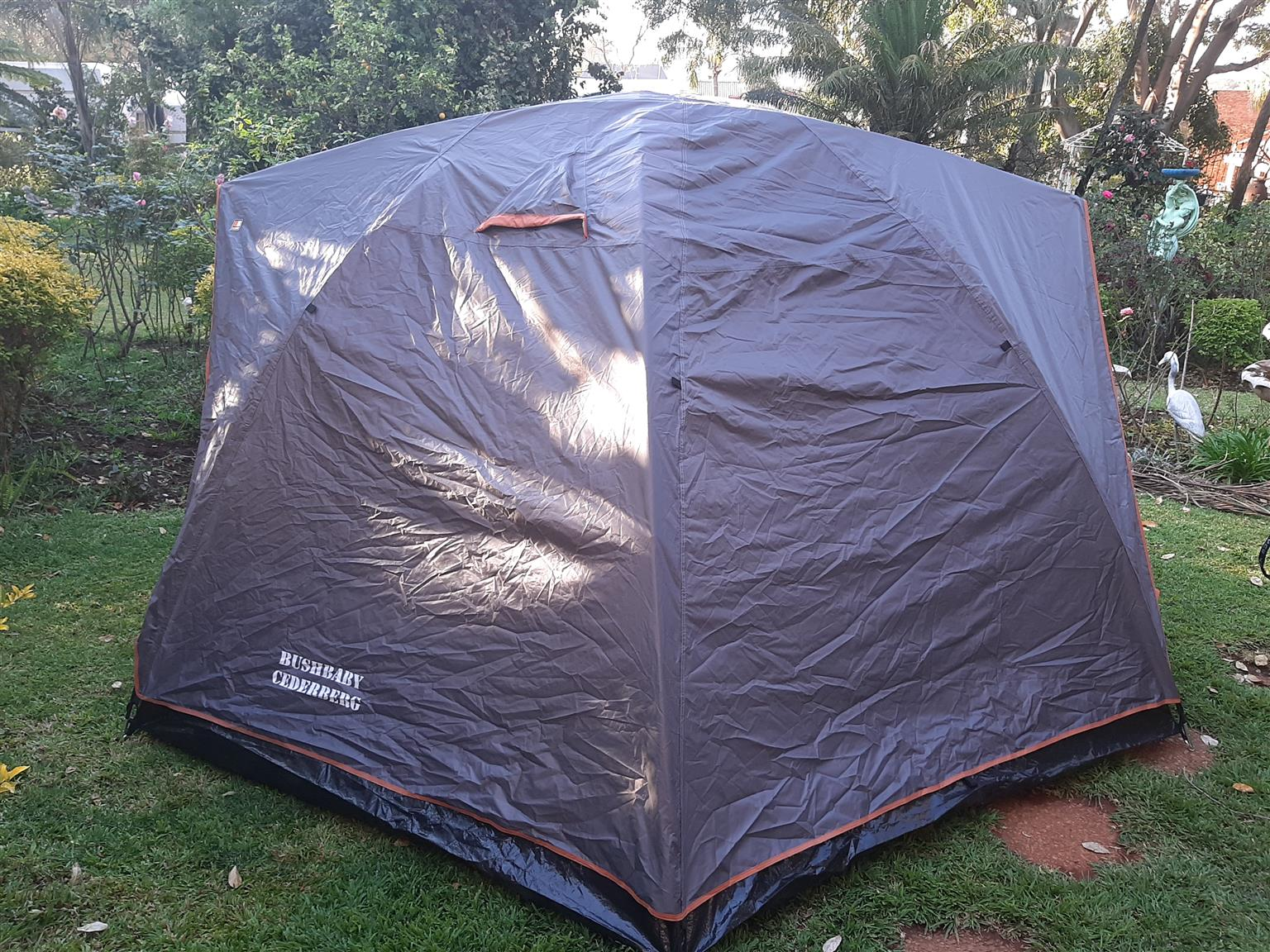 Buchbaby 6 men tent brand new