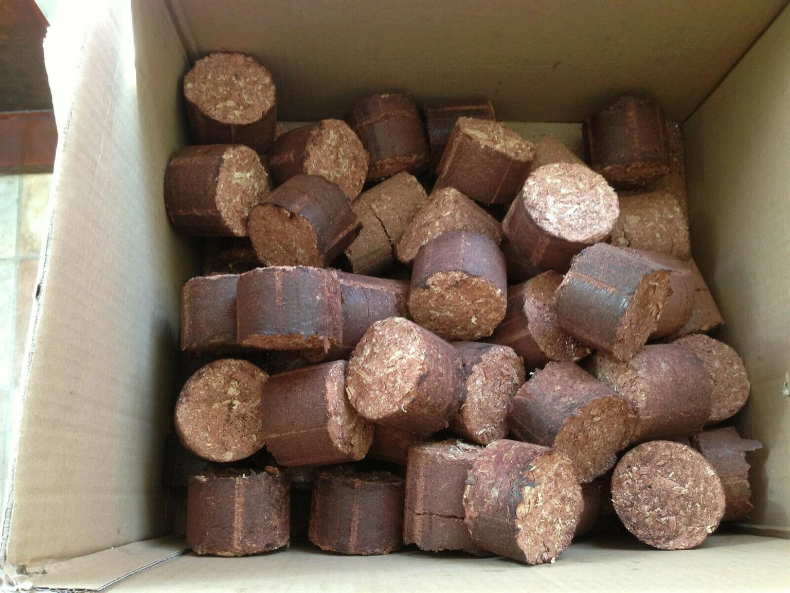 New wood and waste Briquette Machine