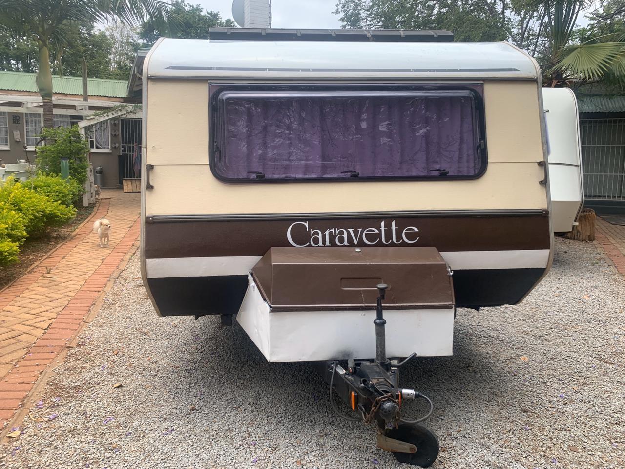 Caravette 6 1986 model
