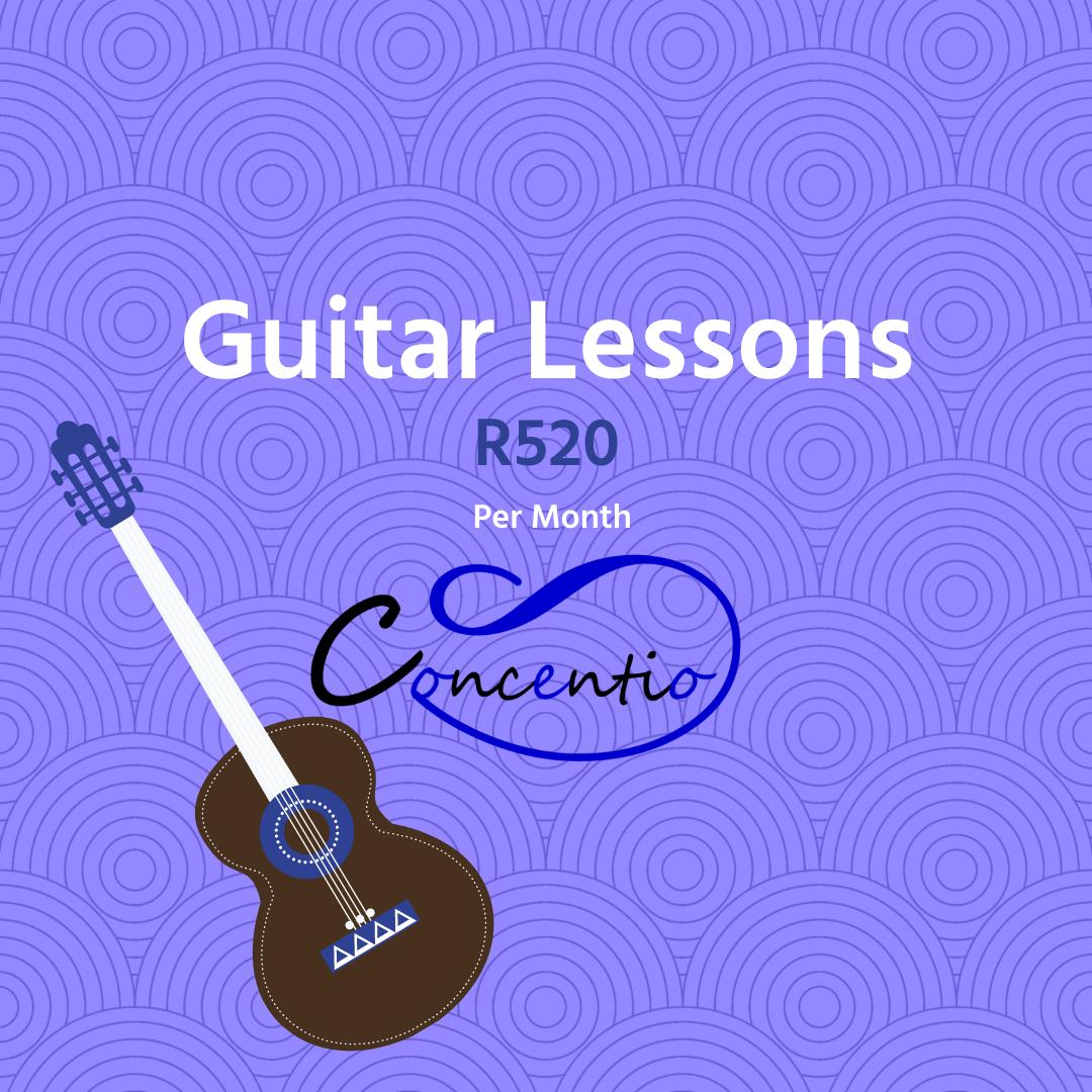 Guitar Lessons Westville