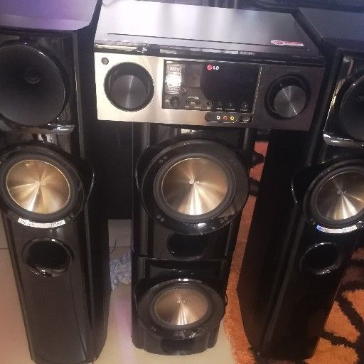 2018 LG sound for sale