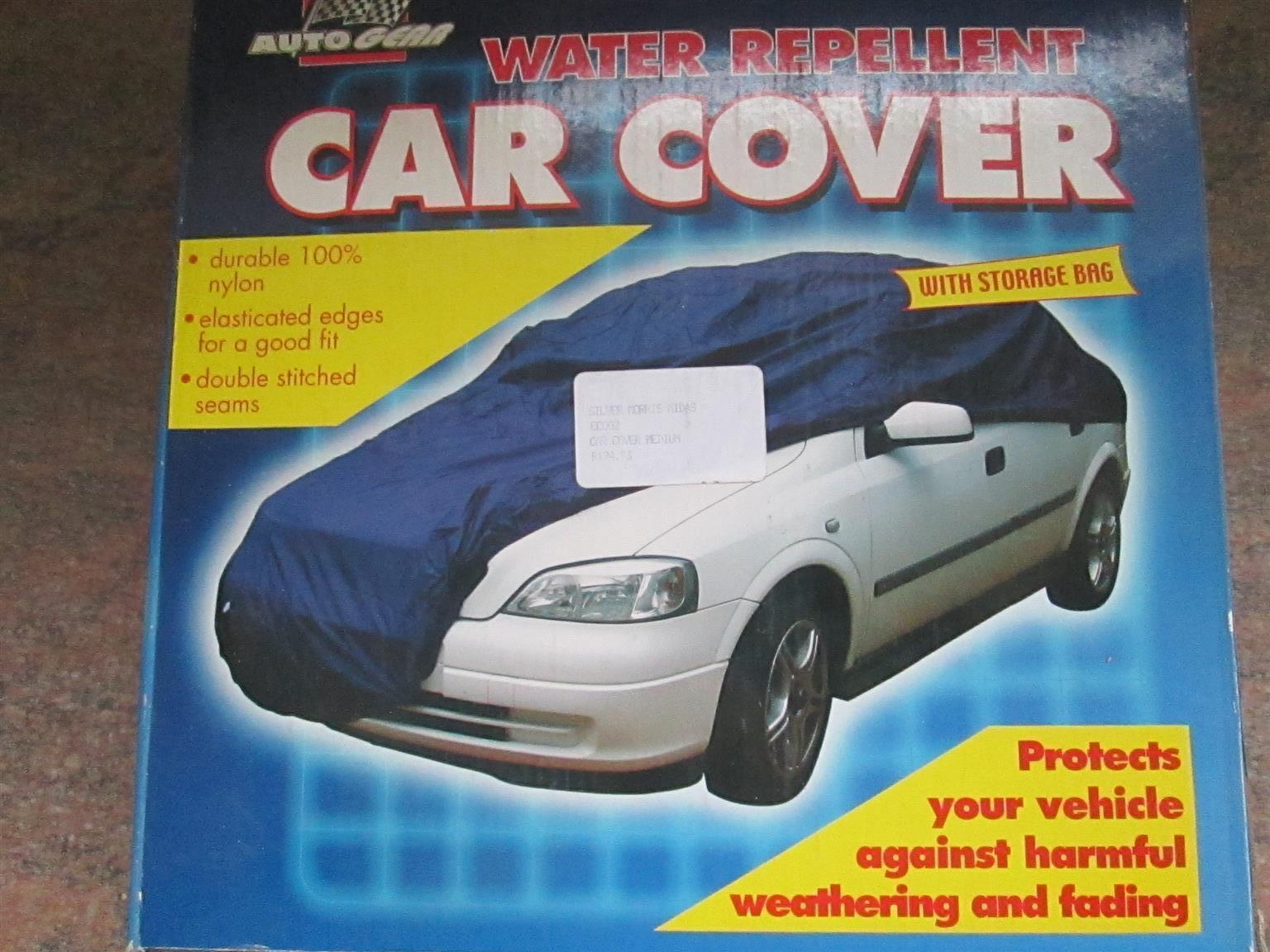 auto gear water repellent car cover