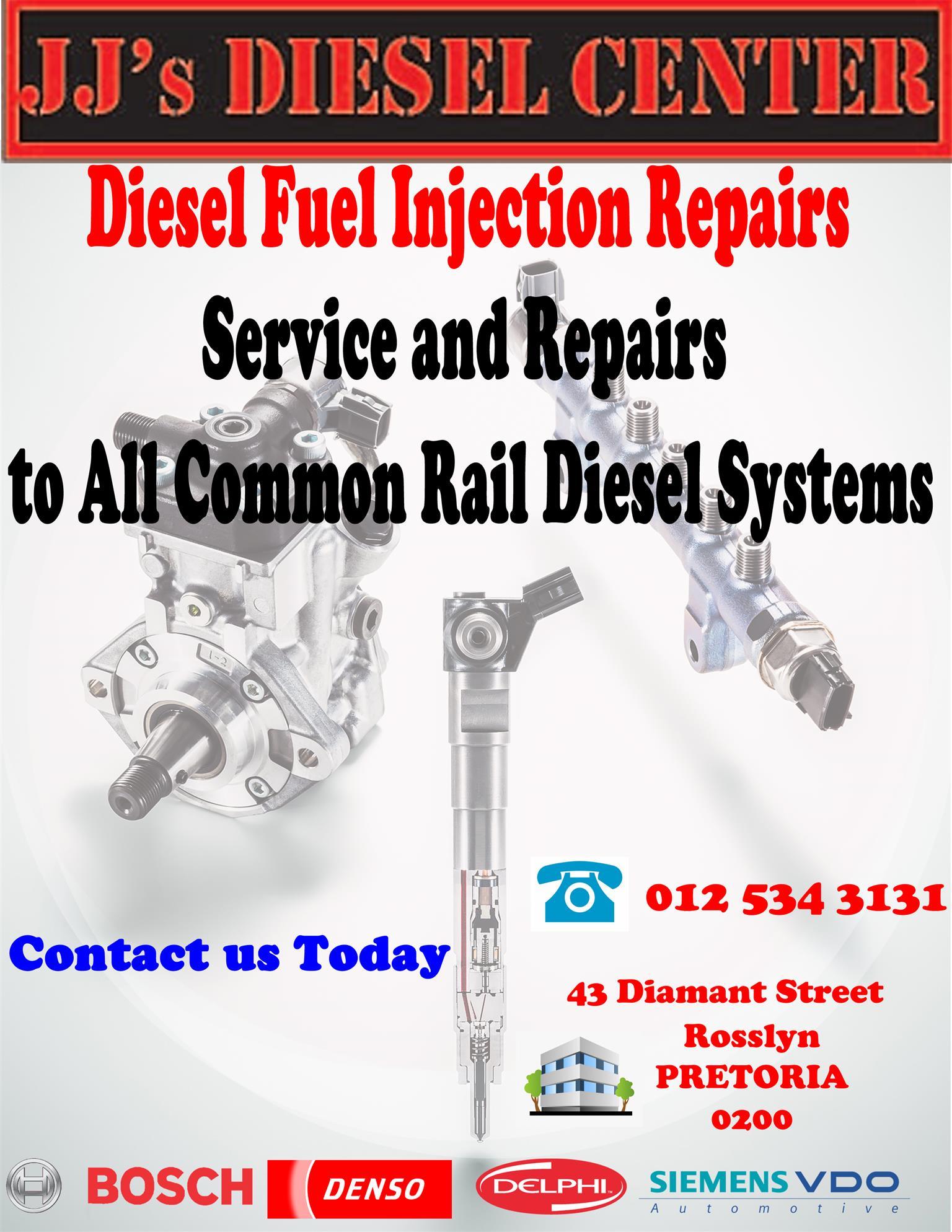 Diesel Fuel Injection Repairs