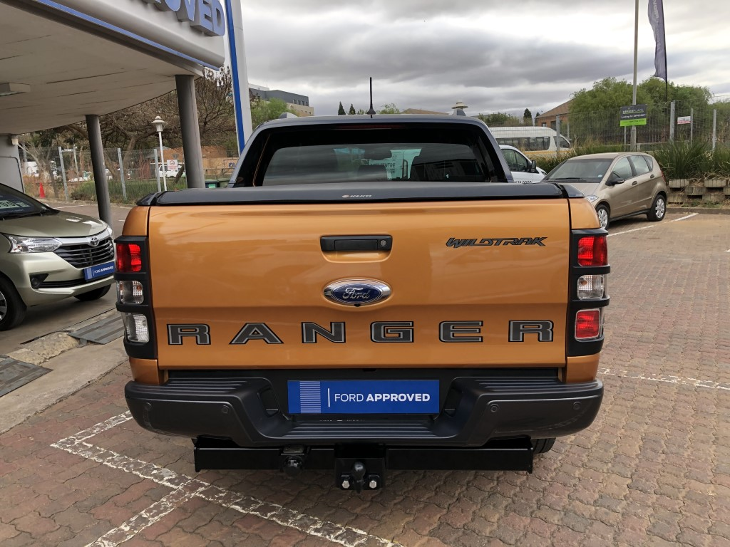2020 Ford Ranger 3.2 double cab Hi Rider Wildtrak auto