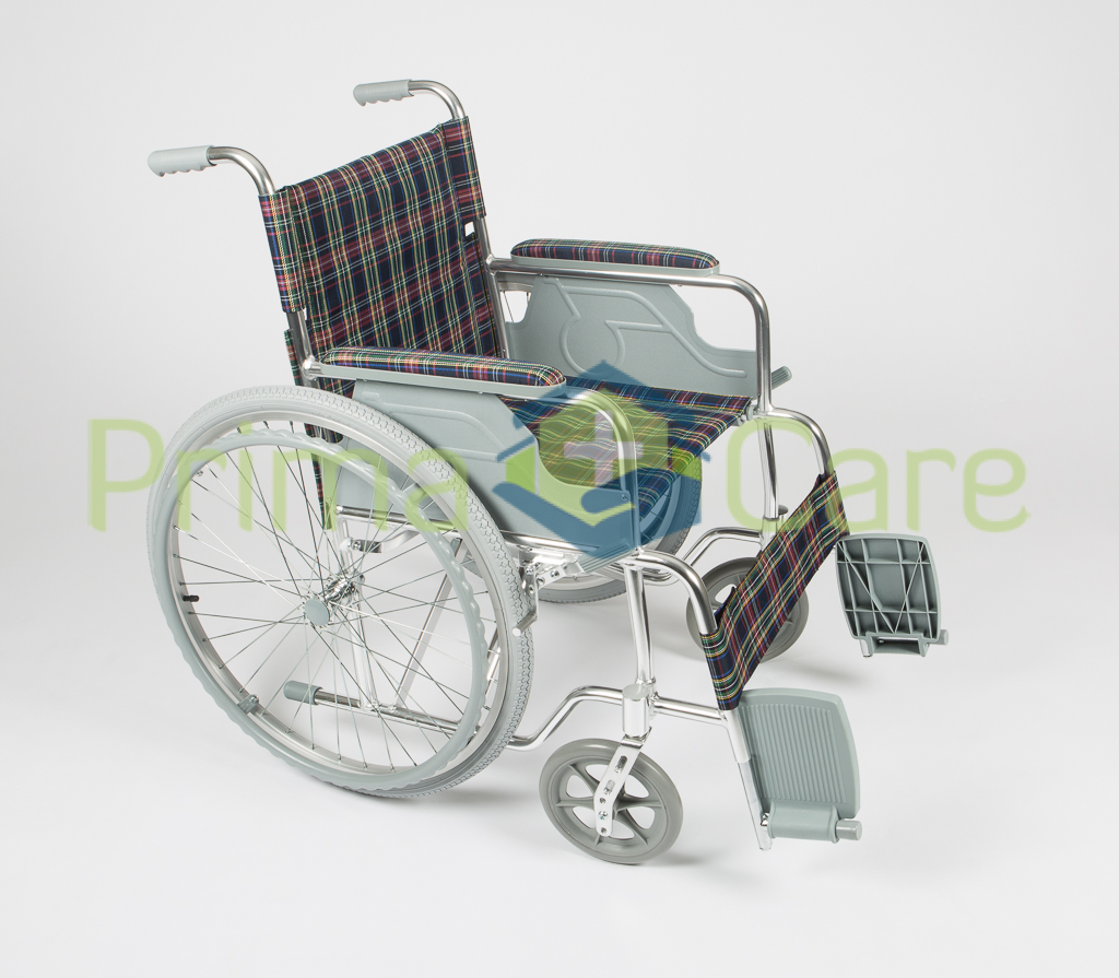 Lightweight Economic Wheelchair, On Promotional Offer. While Stocks Last
