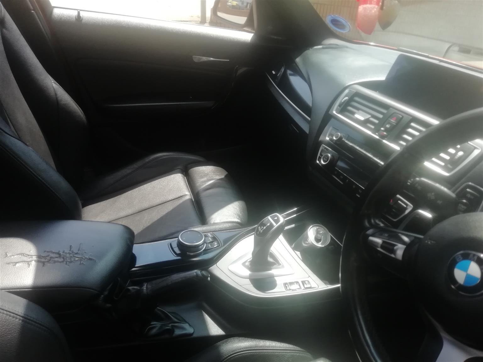 BMW 135i M-Sport