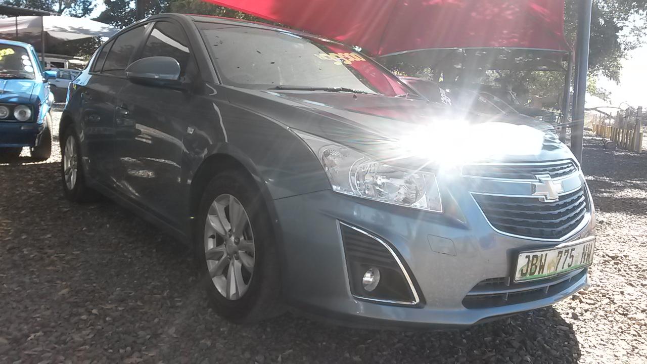 2013 Chevrolet Cruze 1.6 LS