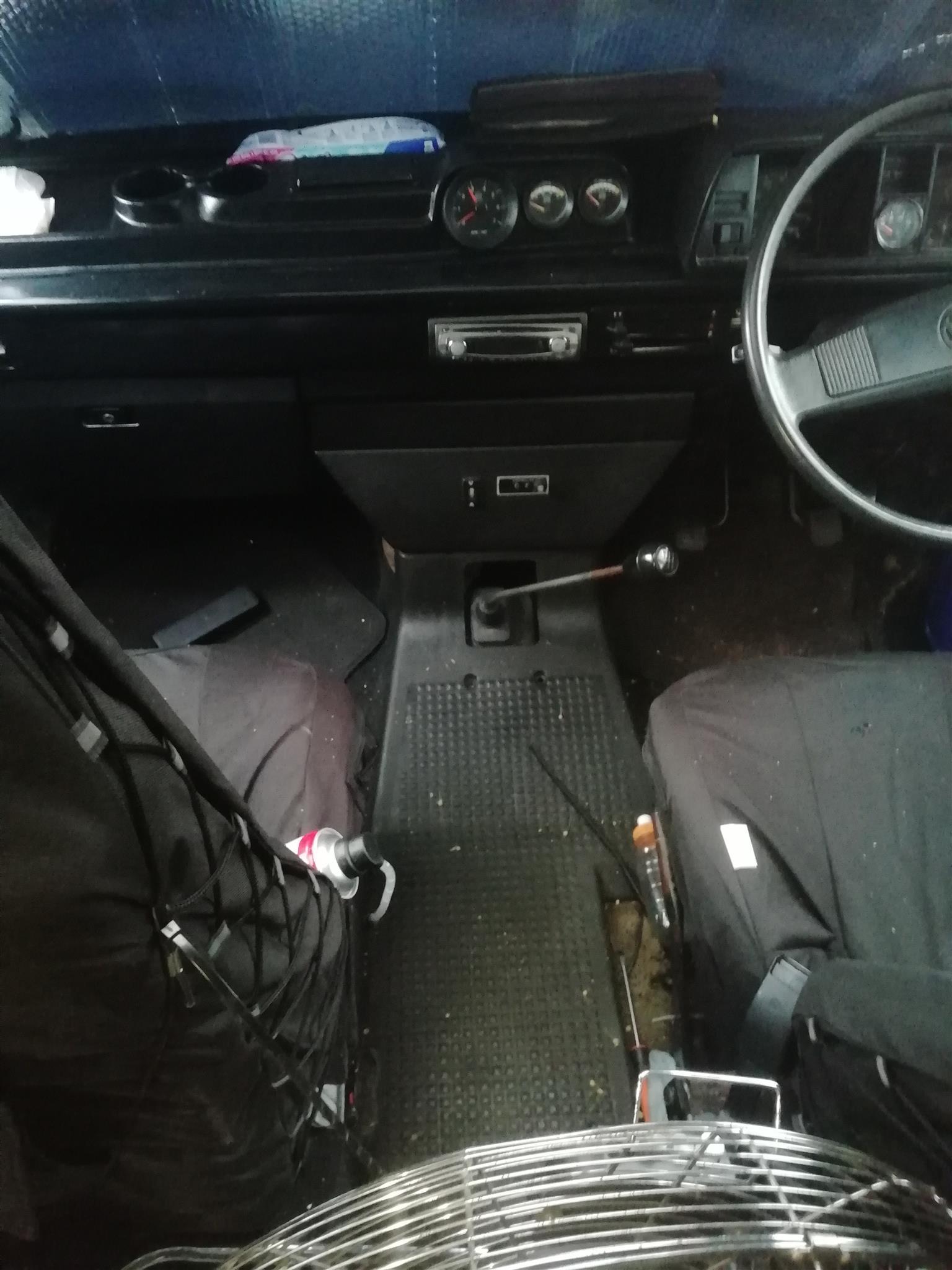 1984 VW Kombi 2.0TDI 103kW LWB